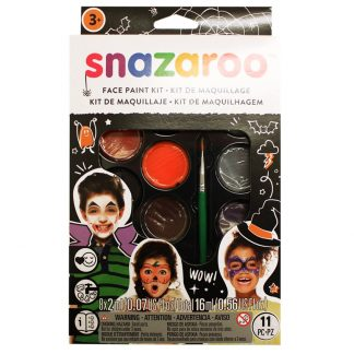 snazaroo face paint kit