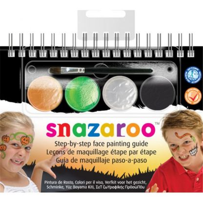 snazaroo face paints set