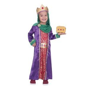 King nativity costume