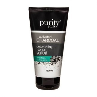 face scrub charcoal
